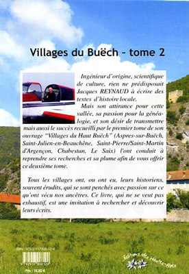 Villages du Buëch tome 2