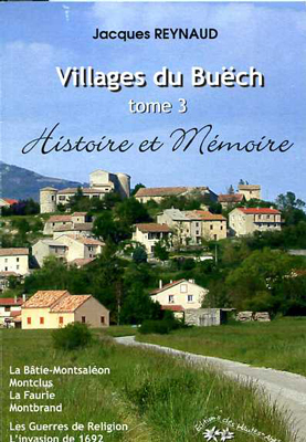 Villages du Buëch tome 3